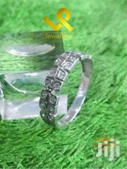 Ladies Fashion Flower Wedding/Promise Genuine Silver Ring | Jewelry for sale in Nairobi, Lower Savannah