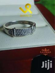Ladies Wedding Band Ring Genuine Russian  Silver | Jewelry for sale in Nairobi, Lower Savannah