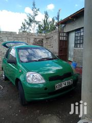Toyota Vitz 2001 Green | Cars for sale in Kiambu, Ruiru