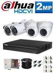 8 CCTV Cameras 1080P Complete Setup Full HD Sales Plus Installation | Security & Surveillance for sale in Nairobi, Nairobi Central