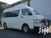New Toyota HiAce 2010 White | Buses & Microbuses for sale in Nairobi, Parklands/Highridge