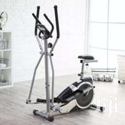 Magnetic Elliptical Cross Trainer With Seat | Sports Equipment for sale in Nairobi, Nairobi Central