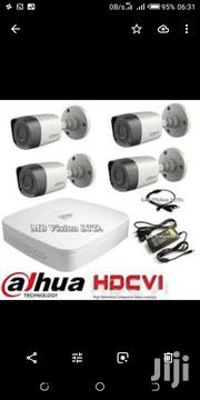 4 Dahua Cctv Cameras With Night Vision | Security & Surveillance for sale in Nairobi, Nairobi Central