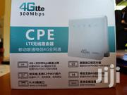 Brand New 4G LTE CPE 300mbps | Networking Products for sale in Mombasa, Bamburi
