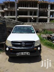 Toyota Hilux 2011 White   Cars for sale in Mombasa, Tudor