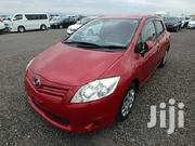 New Toyota Auris 2012 Red | Cars for sale in Nairobi, Parklands/Highridge