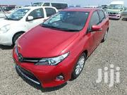New Toyota Auris 2013 Red | Cars for sale in Nairobi, Parklands/Highridge