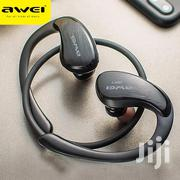 Awei A880bl Wireless Bluetooth Earphones Sterio Headsets | Headphones for sale in Nairobi, Nairobi Central