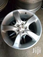 Subaru Legacy Silver Sport Rim Size 17 Set | Vehicle Parts & Accessories for sale in Nairobi, Nairobi Central