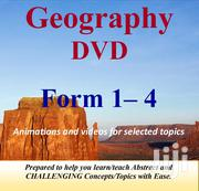 Geography Subject Videos | CDs & DVDs for sale in Machakos, Machakos Central