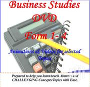 Business Studies Dvd | CDs & DVDs for sale in Machakos, Machakos Central