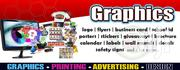 Graphic Design & General Printing | Computer & IT Services for sale in Nairobi, Embakasi