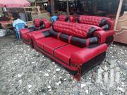 Leather Seat 7 Seaters | Furniture for sale in Nairobi, Ngara