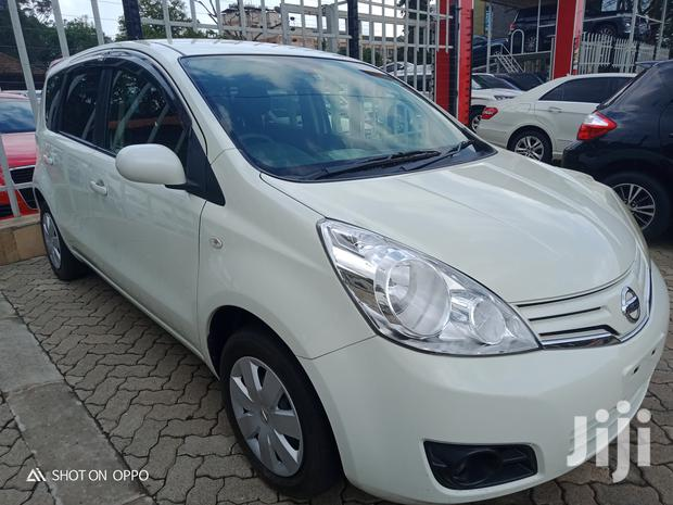 Archive: Nissan Note 2012 1.4 White