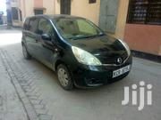 Nissan Note 2011 1.4 Black | Cars for sale in Mombasa, Changamwe