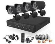 4 Cctv Cameras Installation With Night Vision | Security & Surveillance for sale in Nairobi, Nairobi Central