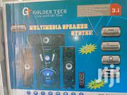 Golden Tech 3.1 Channel System | Audio & Music Equipment for sale in Kisumu, Market Milimani