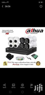 8 Channel Dahua Cctv Cameras With Night Vision Complete Set Up | Security & Surveillance for sale in Nairobi, Nairobi Central