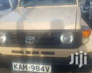 Toyota Land Cruiser 2005 4x4 Yellow | Cars for sale in Nairobi, Nairobi Central