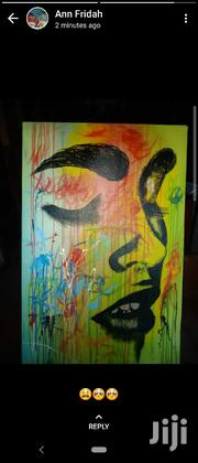 'in My Emotions' Painting And 'pride' Liopn Painting | Arts & Crafts for sale in Kiambu, Thika