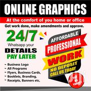 Online Graphics | Computer & IT Services for sale in Nakuru, Nakuru East