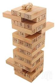 Jenga Game Wooden Tower | Toys for sale in Nairobi, Nairobi Central