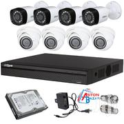 8 Channel Dahua Cctv Cameras With Night Vision | Security & Surveillance for sale in Nairobi, Nairobi Central