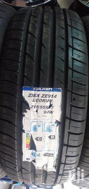 215/55/17 Falken Tyres Is Made In Thailand | Vehicle Parts & Accessories for sale in Nairobi, Nairobi Central
