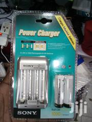 SONY Compact Charger Wiht Battery (AA) | Photo & Video Cameras for sale in Nairobi, Nairobi Central