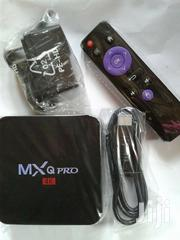 MXQ Pro 4K TV Box Android7.1 Quad Core 3D WIFI Lecteur Multimedia | TV & DVD Equipment for sale in Nairobi, Nairobi West