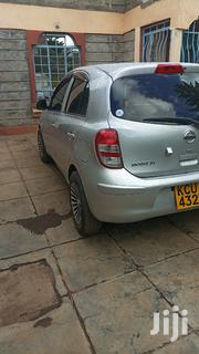 Nissan March 2012 Silver | Cars for sale in Nairobi, Embakasi