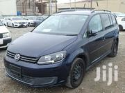 Volkswagen Touran 2012 Blue | Cars for sale in Nairobi, Parklands/Highridge
