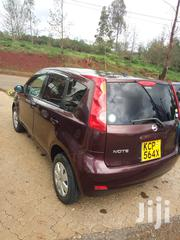 Nissan Note 2011 1.4 Brown | Cars for sale in Kiambu, Township E