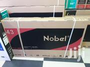 43 Inch Nobel Smart Android Full HD Tv | TV & DVD Equipment for sale in Nairobi, Nairobi Central