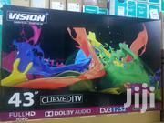 "43"" Vision Plus Curved Smart Android TV 