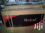 Nobel 55 Inches Smart Android 4k | TV & DVD Equipment for sale in Nairobi, Nairobi Central