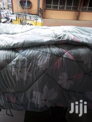 Warm 4*6 Cotton Duvets With A Matching Bed Sheet And Two Pillow Cases | Home Accessories for sale in Nairobi, Harambee