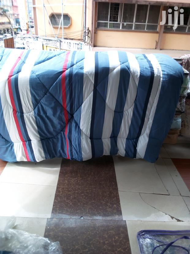 Warm 6*6 Cotton Duvets With A Matching Bed Sheet And Two Pillow Cases
