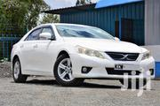 New Toyota Mark X 2012 White | Cars for sale in Nairobi, Nairobi Central