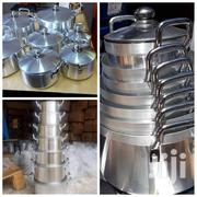 14pcs Stainless Cooking Pots | Kitchen & Dining for sale in Nairobi, Nairobi Central