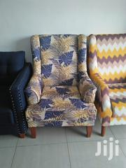 Wingback Chair Floral   Furniture for sale in Nairobi, Ngando