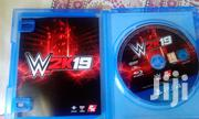 Wwe2k19 Ps4 | Video Games for sale in Mombasa, Mkomani