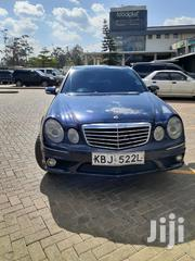 Mercedes-Benz E320 2003 Blue | Cars for sale in Kajiado, Ongata Rongai