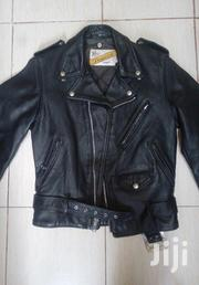 Biker Leather Jacket (True Leather) | Clothing for sale in Nairobi, Kasarani