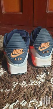Nike Air, Blue And Orange | Shoes for sale in Mombasa, Mkomani