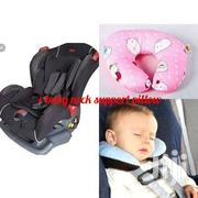 Reclining Infant Car Seat With a Base (0-7yrs) + Neck Pillow | Children's Gear & Safety for sale in Nairobi, Nairobi Central