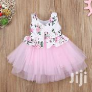 Pink Baby Dress | Children's Clothing for sale in Mombasa, Shimanzi/Ganjoni