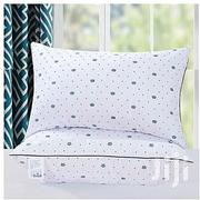 "Set of 2 Fibre Bed Pillows 20""*29""/50cm*70cm 