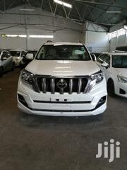 Toyota Land Cruiser Prado 2015 GXL White | Cars for sale in Mombasa, Mkomani