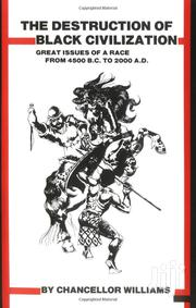 Ebooks~The Destruction Of Black Civilization~History~Africa~Blackpower | Books & Games for sale in Nairobi, Nairobi Central